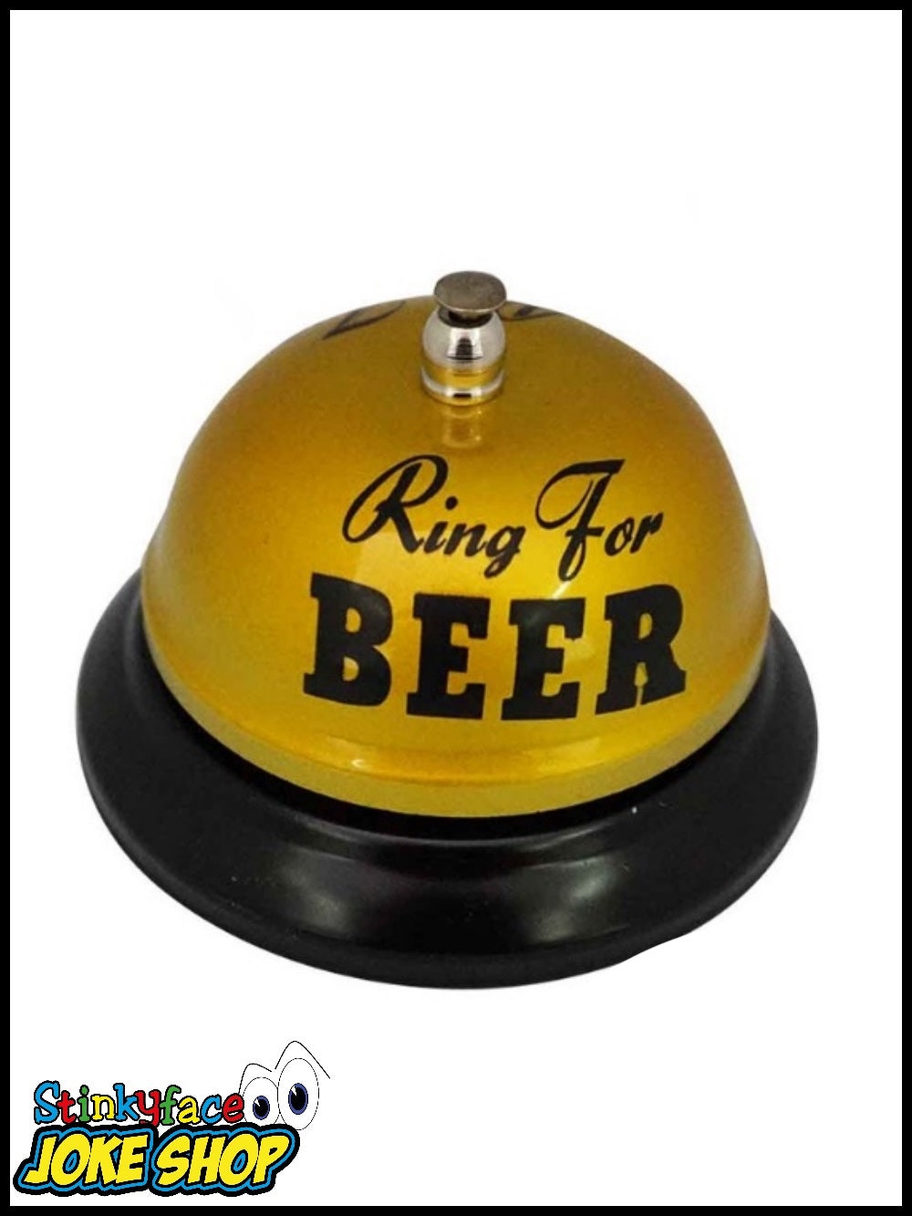 Ring for a Beer Deskbell