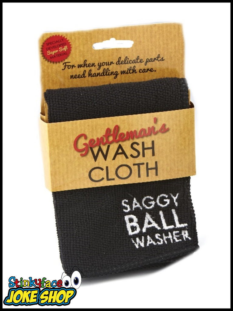 Saggy Balls Washer