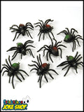 Scary Creatures - Spiders (8pk)