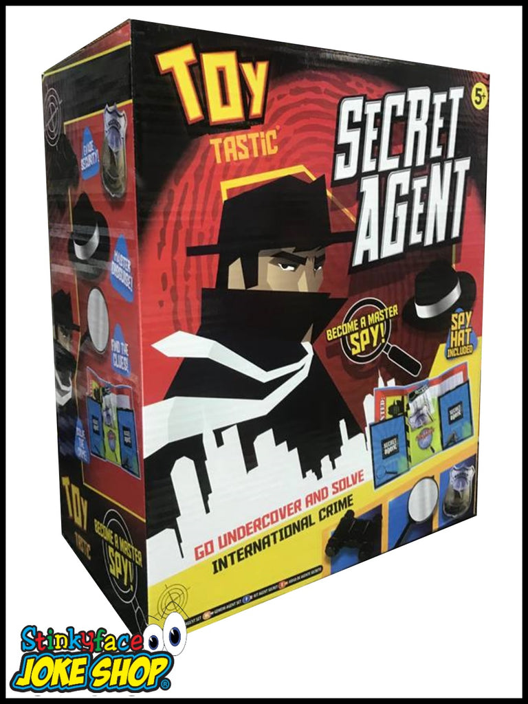 Secret Spy Mega Box