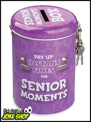 Senior Moments - Fine Tin