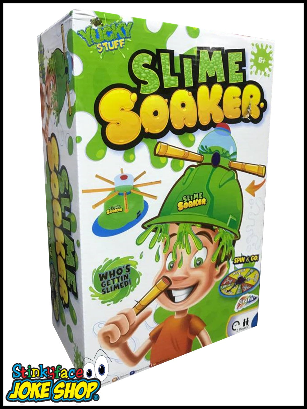 Slime Soaker Game