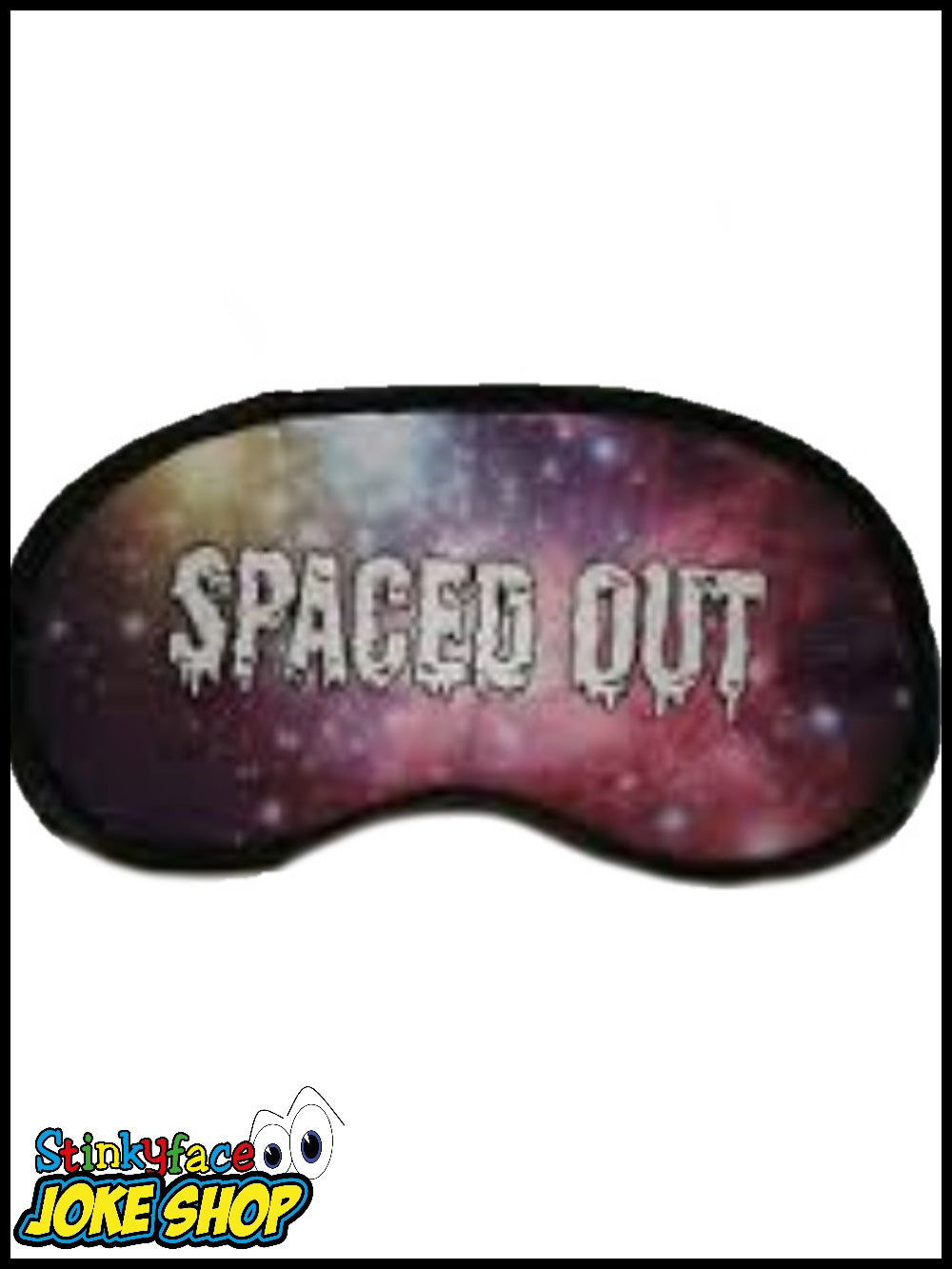 Spaced Out Eye Mask
