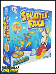 Splatter Face
