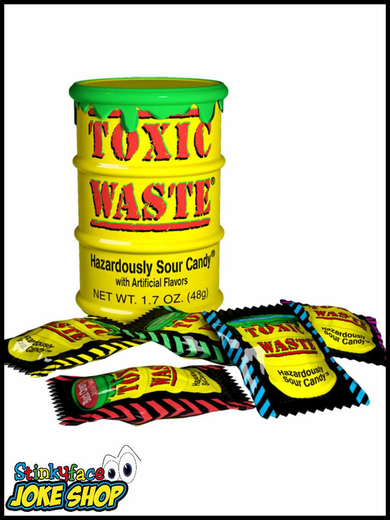 TOXIC WASTE TUBS