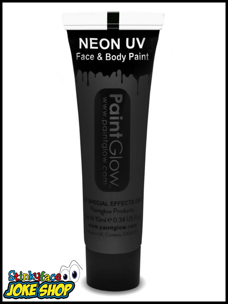 Black UV Neon Face & Body Paint 13ml