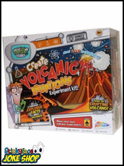 Volcanic Eruptions Science Set