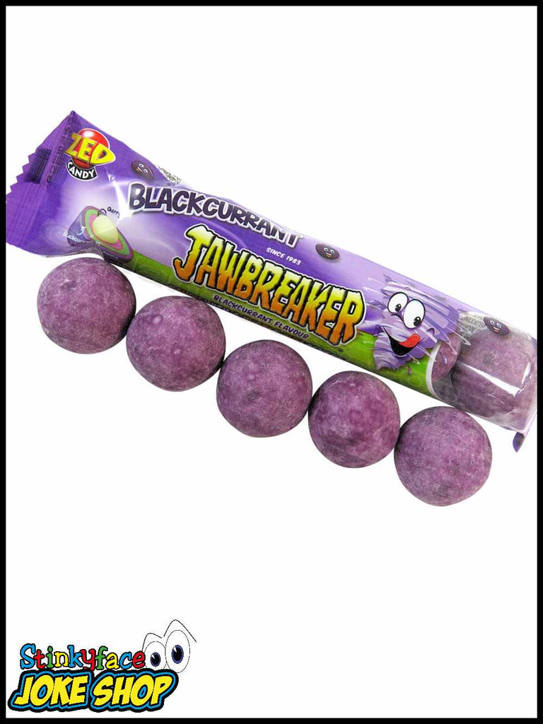 ZED CANDY BLACKCURRANT JAWBREAKER