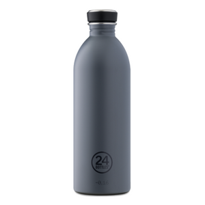 24Bottles vannflaske i Urban serien, 1 liter Formal Grey
