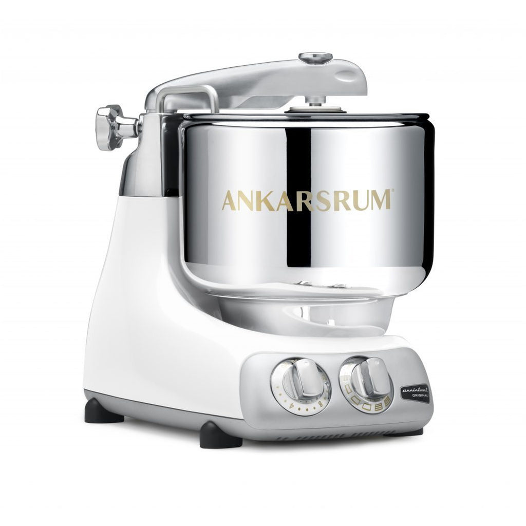 Ankarsrum Assistent, Shiny white