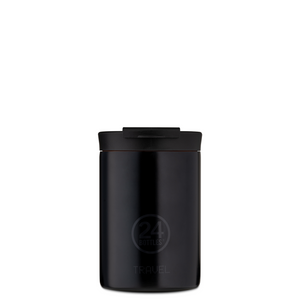 Termokopp fra 24Bottle, take away Tuxedo Black