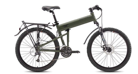 "Montague Paratrooper 20"" Mountain Folding Bike"