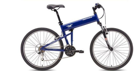 "Montague Paratrooper Express 16"" Mountain Folding Bike"