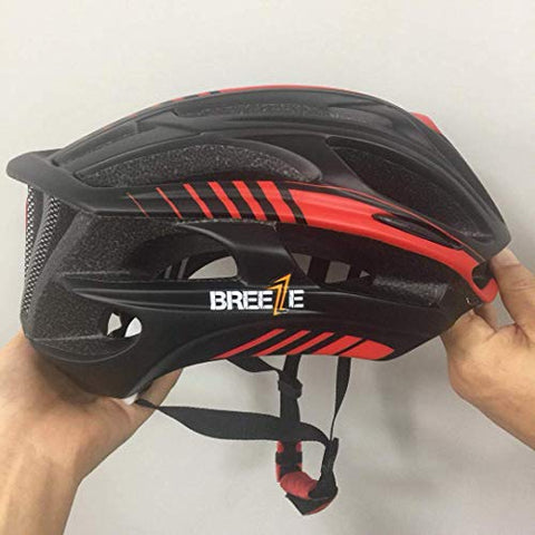 Breeze - Adult Bike Helmet of Bicycle For Men and Women