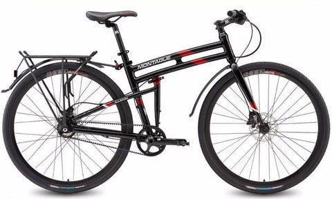 "Montague Allston 21"" 700cc Folding Bike"