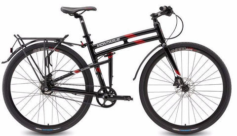 "Montague Allston 19"" 700ccFolding Bike"