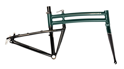 Montague Bikes Fit Custom Frame
