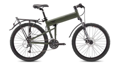"Montague Paratrooper 18"" Mountain Folding Bike"
