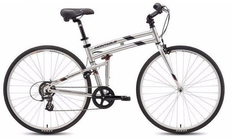 "Montague Folding Bike Crosstown 21"" 700cc"