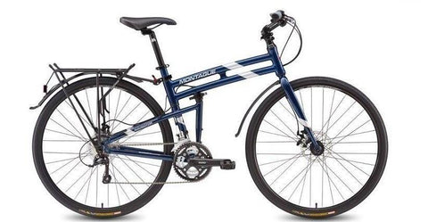"Montague Navigator 21"" 700cc Folding Bike"