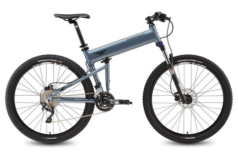 "Montague Paratrooper Highline 18"" Mountain Folding Bike"
