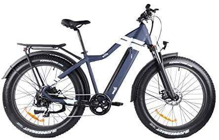 EZ BREEZE ELITE Electric Bike750w Motor 5 Speed Settings, 48V 14AH Battery