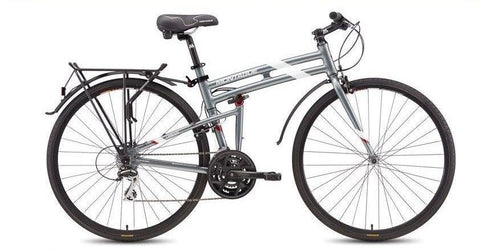 "Montague Urban 17"" 700cc Folding Bike"