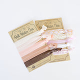 BALLET - SET OF 5 HAIR TIE BRACELETS