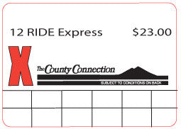 12 Ride Express Pass