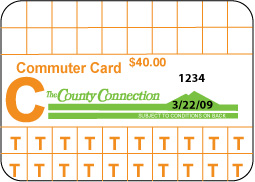 Commuter Card