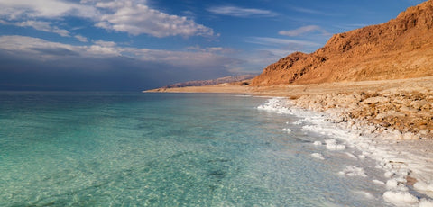 Learn about the Benefits of Dead Sea Salt  – AttractiveLife