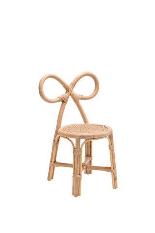 Rattan Bow Chair