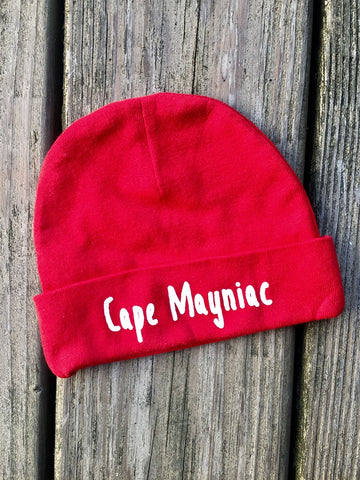 Red Cape Mayniac Hat
