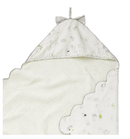 Magical Forest Hooded Towel