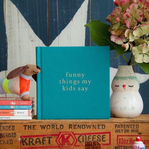 Funny Things My Kids Say Jade Book