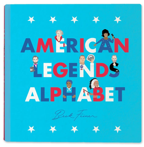 American Legends Alphabet