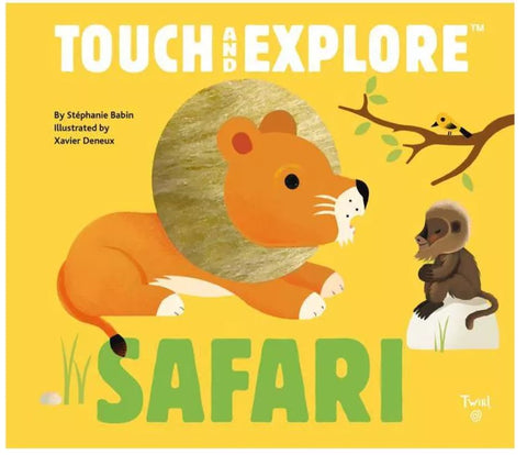 Touch And Explore Safari