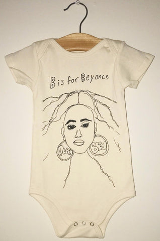 B Is For Beyonce Onesie