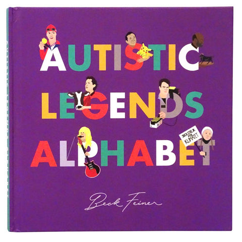 Autistic Legends Aplhabet