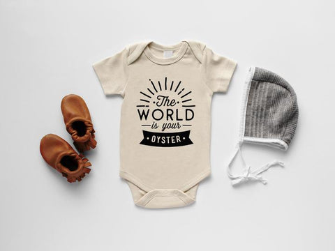 The World Organic Onesie