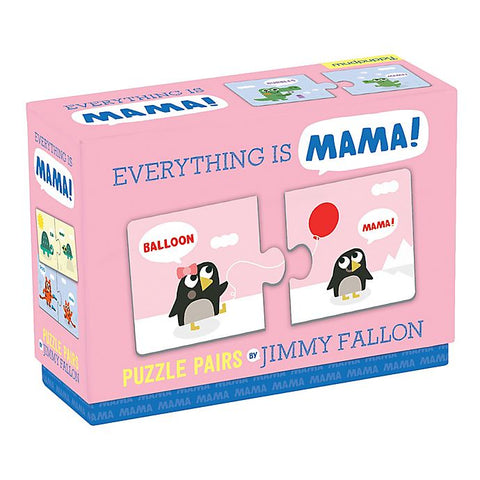 First Pair Mama Puzzle