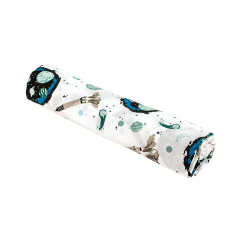 Space Bamboo Swaddle