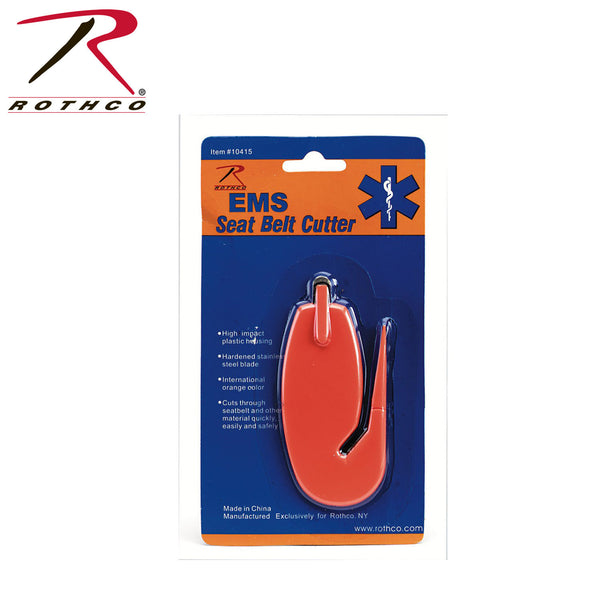 Rothco EMS Belt Cutter / Lifesaver Tool