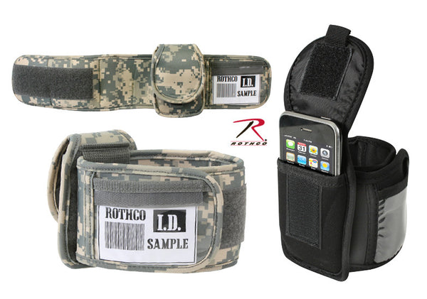 Rothco Armband Id / Ipod Holder