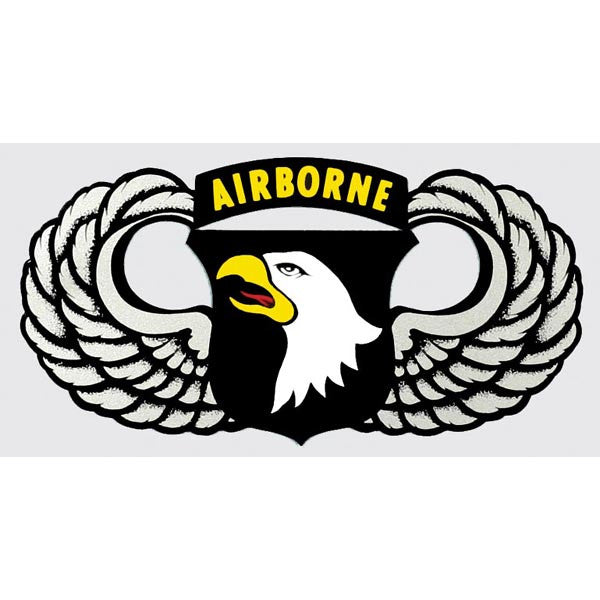 101ST Airborne Jump Wings