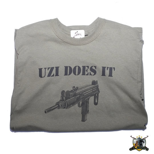 UZI DOES IT Shirt