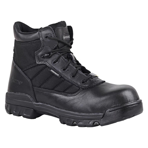 "2264 BATES 5"" TACTICAL SPORT COMPOSITE TOE SIDE ZIP"