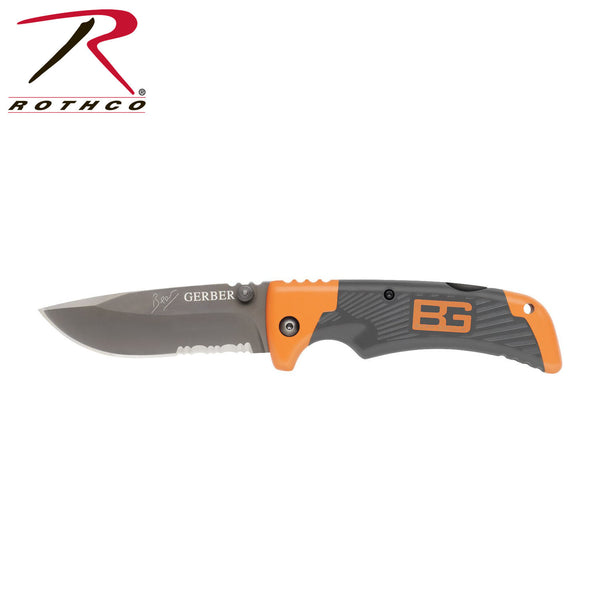 Gerber Bear Grylls Scout Folding Knife