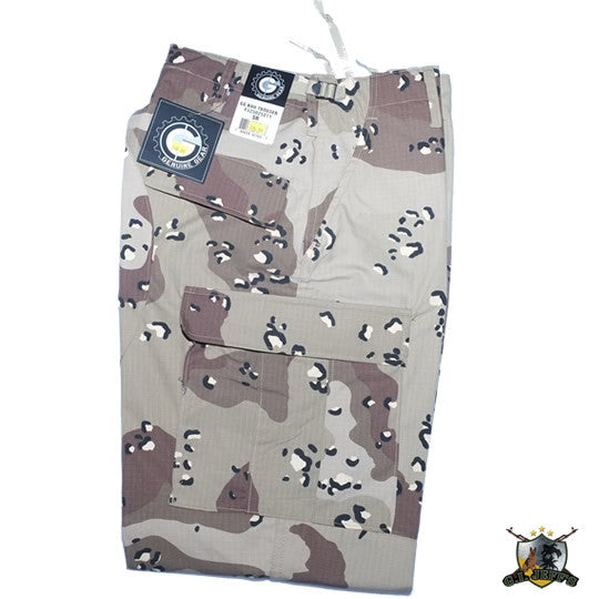 Genuine Gear BDU Trouser - 6 Color Desert