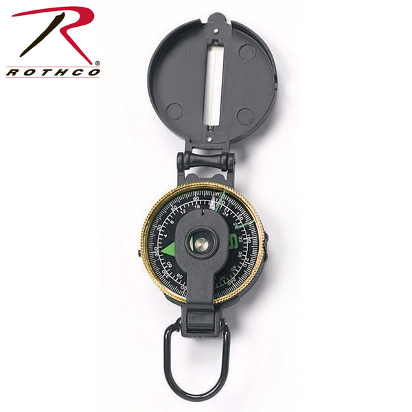 Rothco Lensatic Metal Compass
